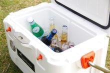 釣り用クーラーボックスは釣り日数や保冷力で選ぼう!