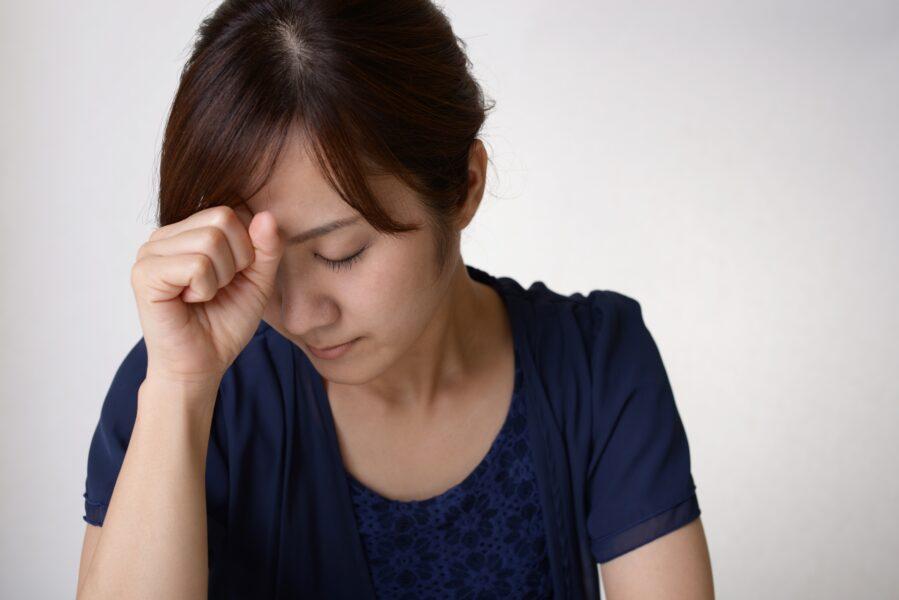 ストレス禿げは治るけれど厄介なのも確か…。