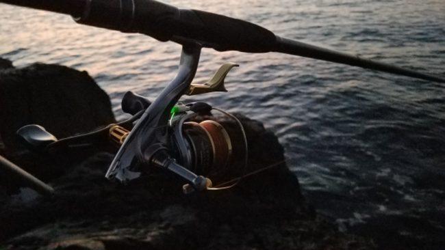 アオリイカ夜釣りに使うヤエンLED【釣れないなら色が問題】