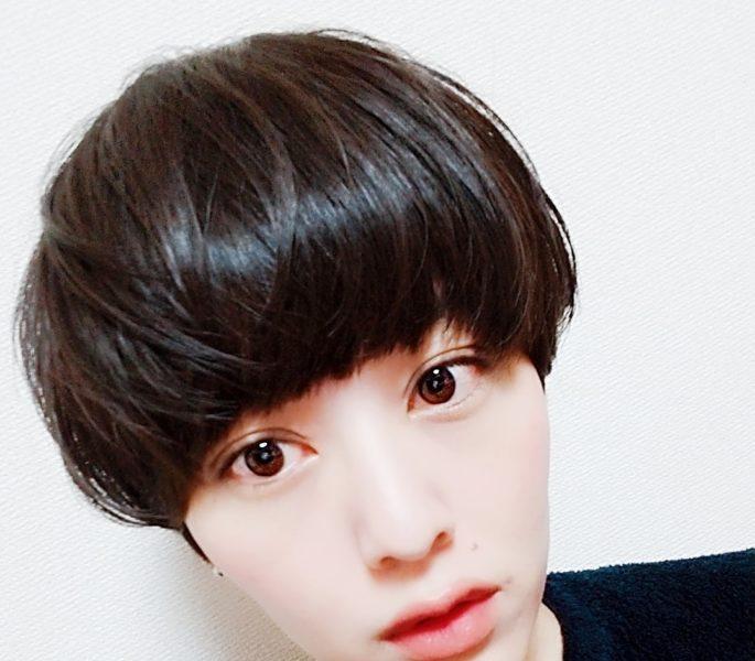 はげ 髪型 若