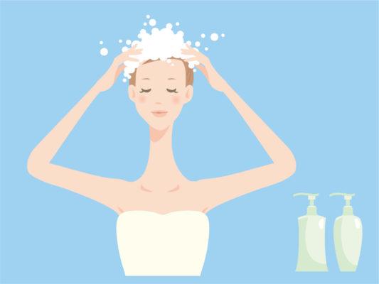 【発毛効果】頭皮マッサージすると髪が生えてきた!楽してはげ予防