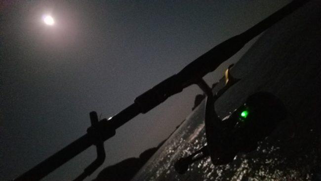 【和歌山南紀】春イカ時期到来?シーズン序盤のアオリイカ夜釣り