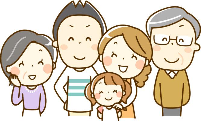 薄毛の悩みが解消された家族