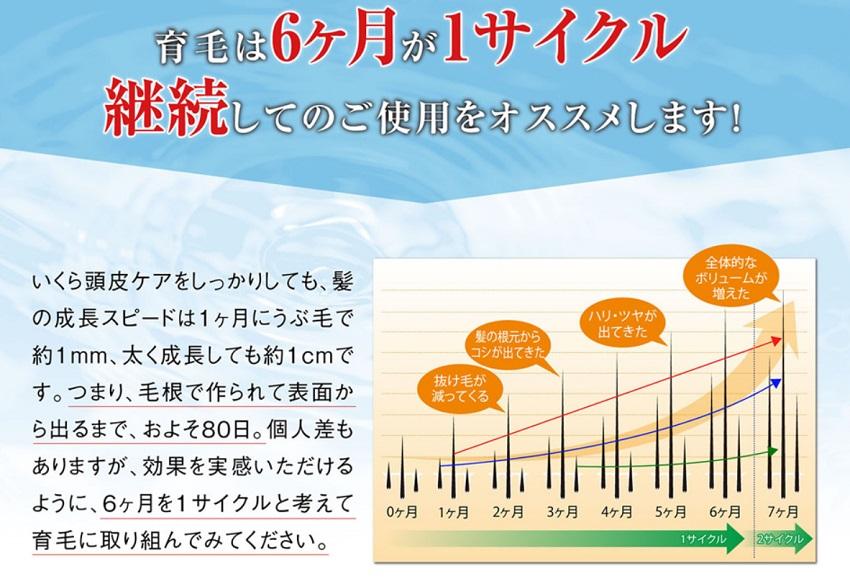 育毛剤「リリィジュ」公式と通販サイトの価格 ~最安値~